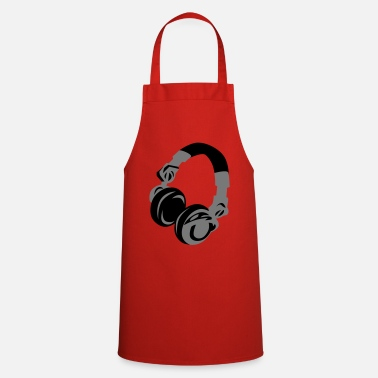 Dj DJ Headphones - Tablier de cuisine