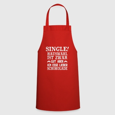 Single single - Cooking Apron