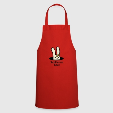 Prince Unicorn hare cave - Cooking Apron