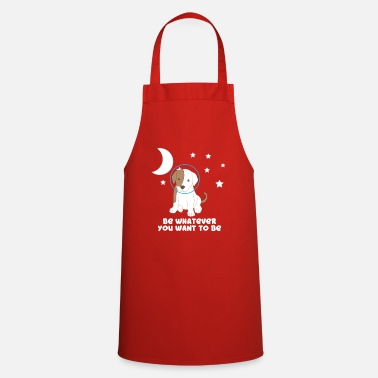 Jack Russel Jack Russell - Jack Russell Tshirt - Be You - Cooking Apron