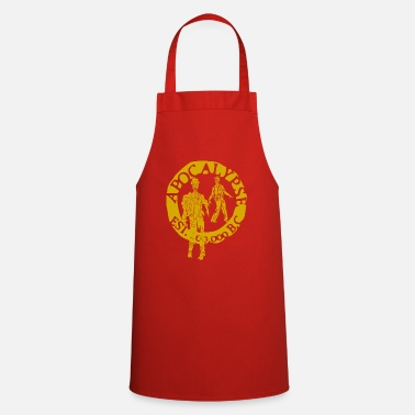 Tlc zombies gold - Cooking Apron