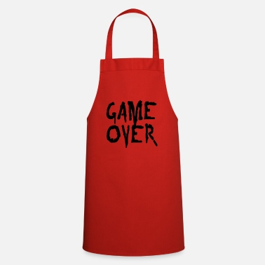 Game game over - Apron