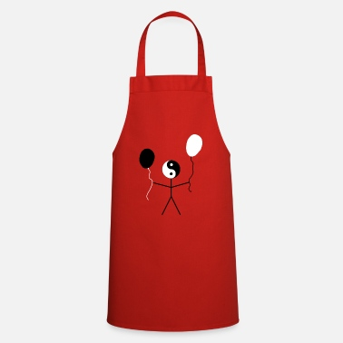 Philosophy Yin and Yang Chinese philosophy - Cooking Apron