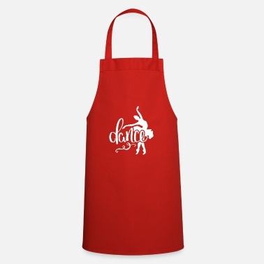 Ballet Dancer dancer ballet - Cooking Apron