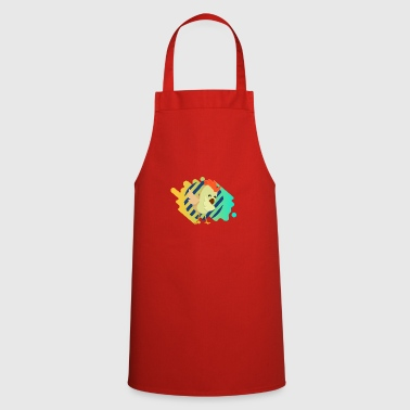 DANCING CHICKEN FUNNY SHIRT GIFT CHILDREN - Cooking Apron