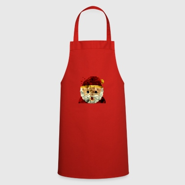 Santa Claus / Santa Claus / Winter - Cooking Apron