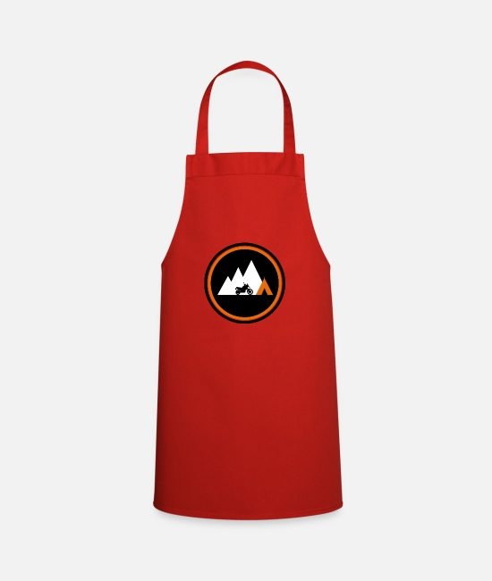 Tent Aprons - Enduro rally - Apron red