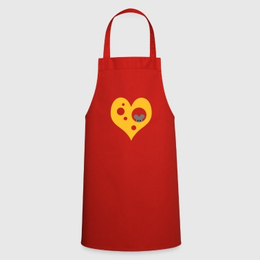 Cheese Cheese and mouse - Cooking Apron