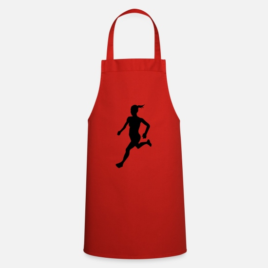 Race Aprons - Cross country female eu - Apron red