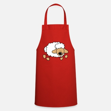 Gallop Galloping sheep - Apron