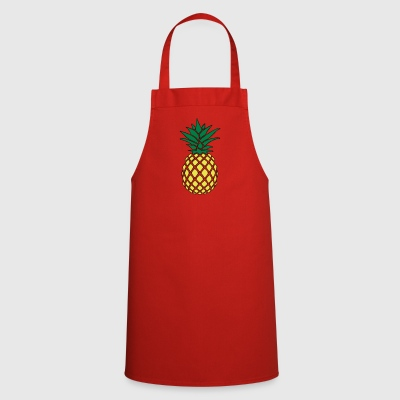 Funky pineapple - Cooking Apron