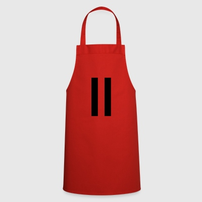 pause icon - Cooking Apron