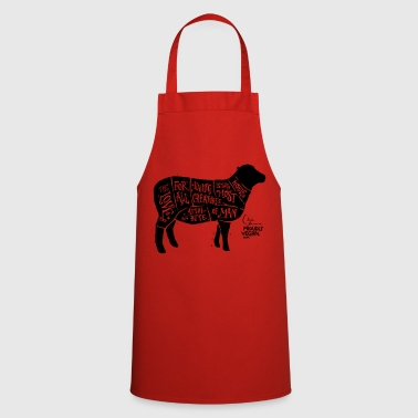 The love - Cooking Apron