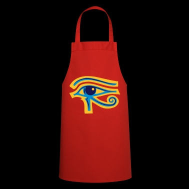 Egipt Eye of Horus - Fartuch kuchenny