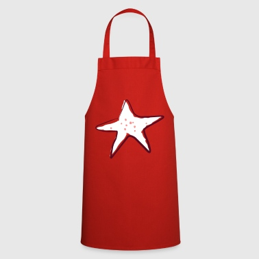 2541614 12350531 starfish - Cooking Apron