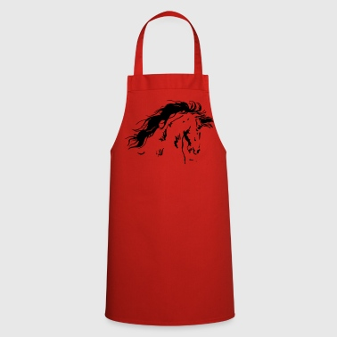 Horse 03 - Cooking Apron