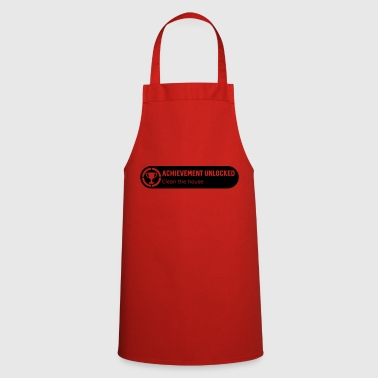 Clean the house - Cooking Apron