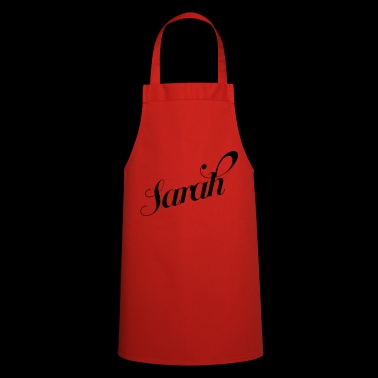 Sarah - Cooking Apron