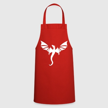 White Dragon - Cooking Apron