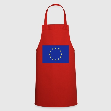 Europe flag - Cooking Apron