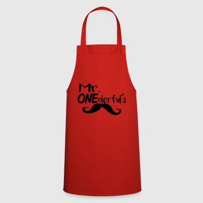 Mr ONEderfuls - Cooking Apron