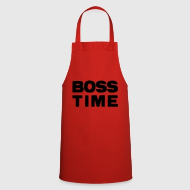 Bosstime - Cooking Apron