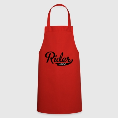 2541614 15935879 rider - Cooking Apron