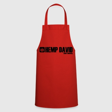 Hemp - Hemp David - Four Twenty - 420 - Cooking Apron
