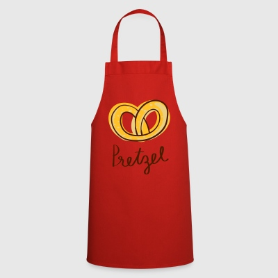 pretzel - Cooking Apron