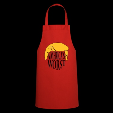 Americas Worst - America First? - Cooking Apron