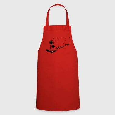 Blowjob gift sex erotic prelude Pusteblume - Cooking Apron