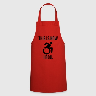 IROLL - Cooking Apron