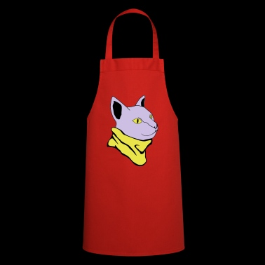 chilly cat / chilly cat - Cooking Apron