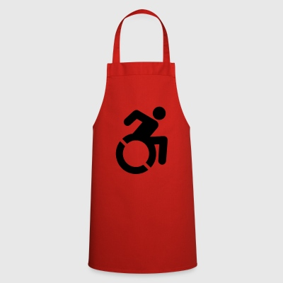 NewWheelChair2 - Cooking Apron