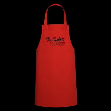 Firefighter - Cooking Apron