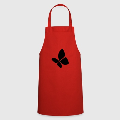 butterfly vector - Cooking Apron