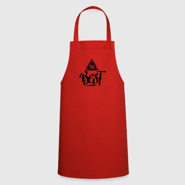 the best - Cooking Apron