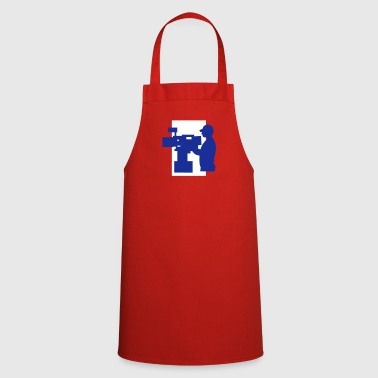 TV Man - Cooking Apron