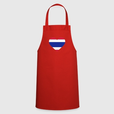 A Heart For Thailand - Cooking Apron
