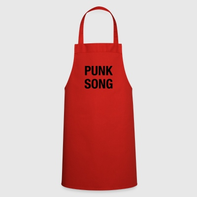 PUNK SONG - Cooking Apron
