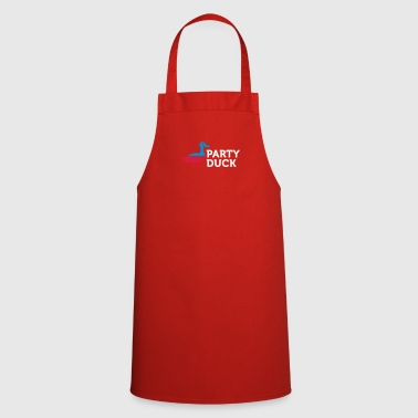 Political Party Animals: Duck - Cooking Apron