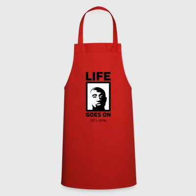 Life goes on - Cooking Apron