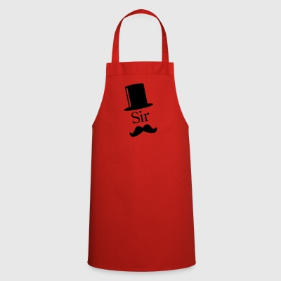 Like a Sir 1c - Cooking Apron