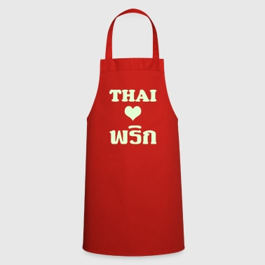 Thai Loves Phrik (Chili) - Cooking Apron
