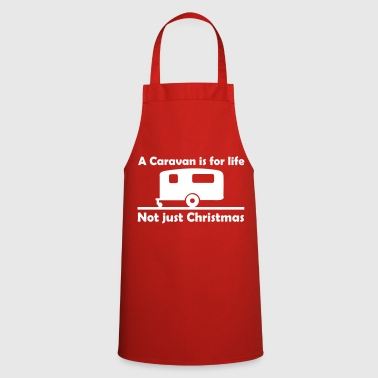 Caravan for life - Cooking Apron