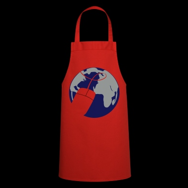 Internet - The place to be. - Cooking Apron