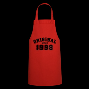 Original Since 1998 Vintage Birthday Birthday - Cooking Apron