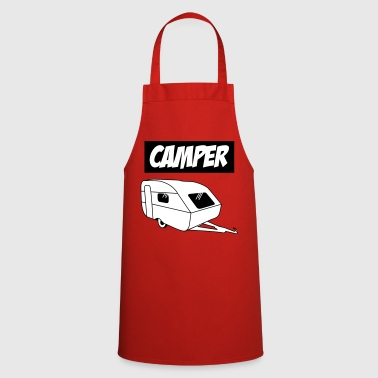 Camper - The best men in the world! - Cooking Apron