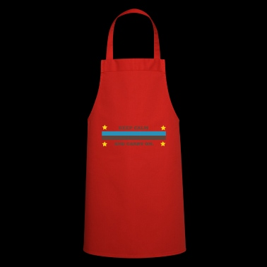 saying - Cooking Apron