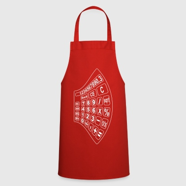 math calculator 2 - Cooking Apron